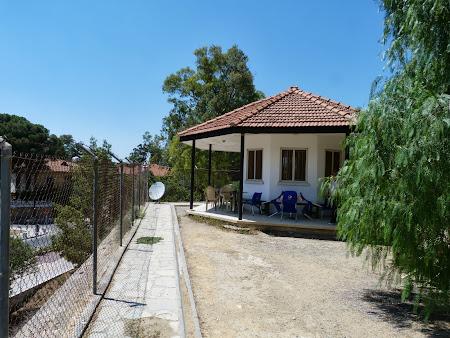 Obiective turistice Nicosia:. Bar pe linia verde