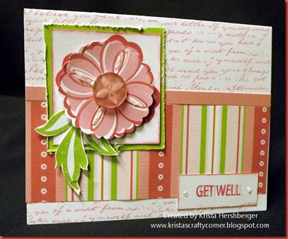 Sophia get well card