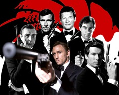 Imagine James Bond selling insurance