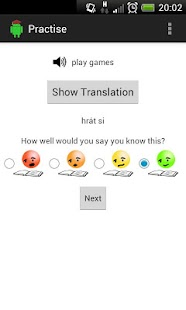 VocabBrusher Free CZ - EN - screenshot thumbnail
