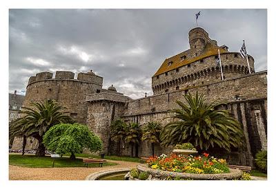 Saint Malo - Geocaching in historischer Kulisse - Park