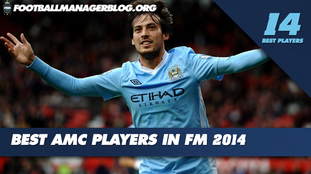 Best Players in Football Manager 2014 Attacking Midfielders Centre