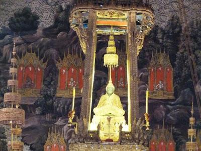 Obiective turistice Bangkok: Buda de smarald