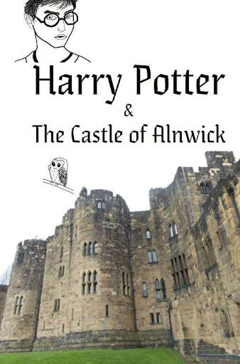 Harry Potter at Alnwick Castle