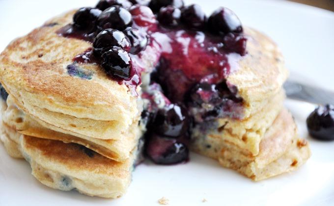 blueberry pancakes 134