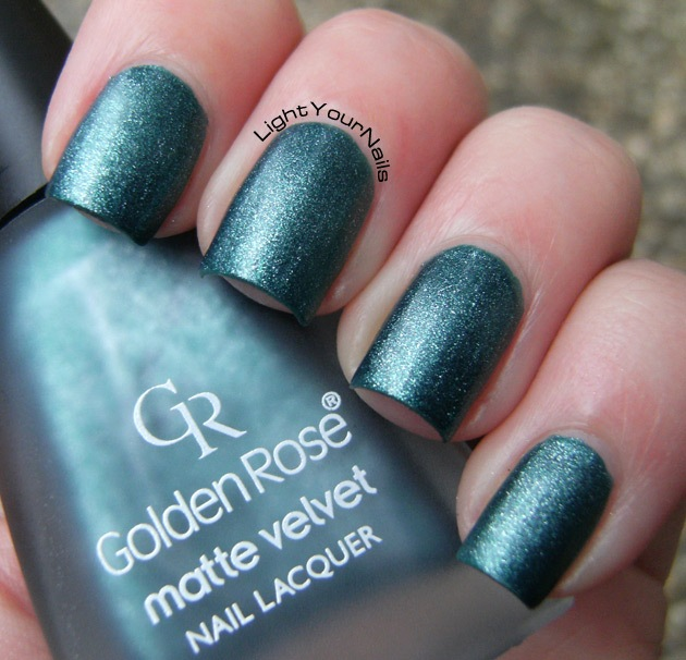 Golden Rose matte 105