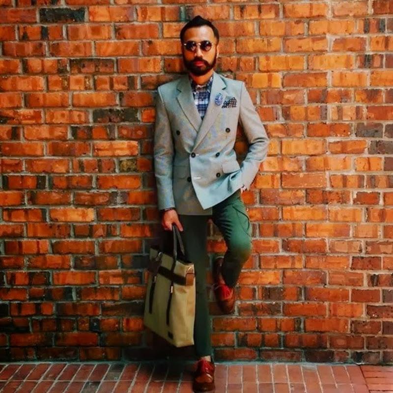 Fesyen Vintage Wak Doyok
