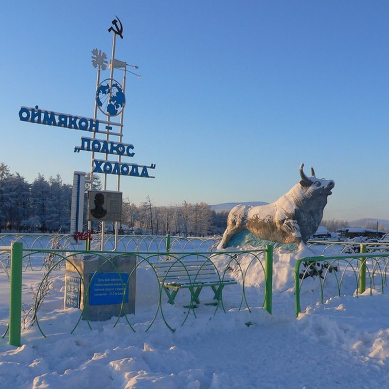 Oymyakon, the Coldest Inhabited Place on Earth