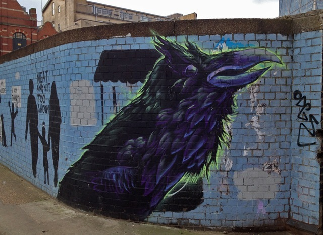 The Raven of Shoreditch