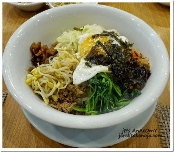 Bibimbap, Kaya Korean Restaurant, korean