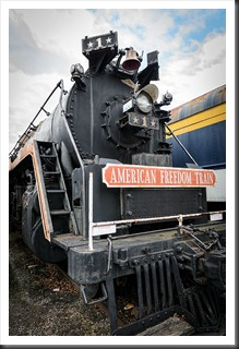 "Reading 2101 4-8-4 ""American Freedom Train #1"""