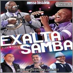cd exaltasamba 2012 mp3