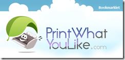 printwhatyoulike
