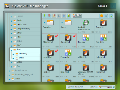 X-plore File Manager v3.71.01