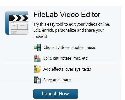 videoeditor filelab