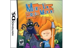 max and the magic marker DS