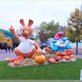 Schlumpfpark bei Metz Herbst 2002