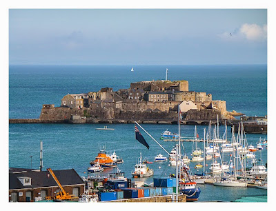 Guernsey - St. Peter Port - Castle Cornet