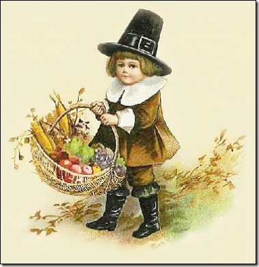 Little Pilgrim from Clipartpal dot com public domain
