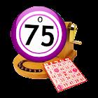 Bingo 75 icon