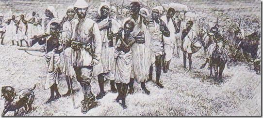la asociacion internacional africana y colonialismo