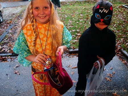 Trickortreaters #Halloween #TrickOrTreat with #TrashPack and #GlitziGlobes