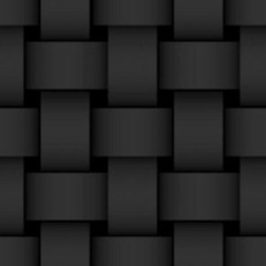 black_woven_seamless_tile