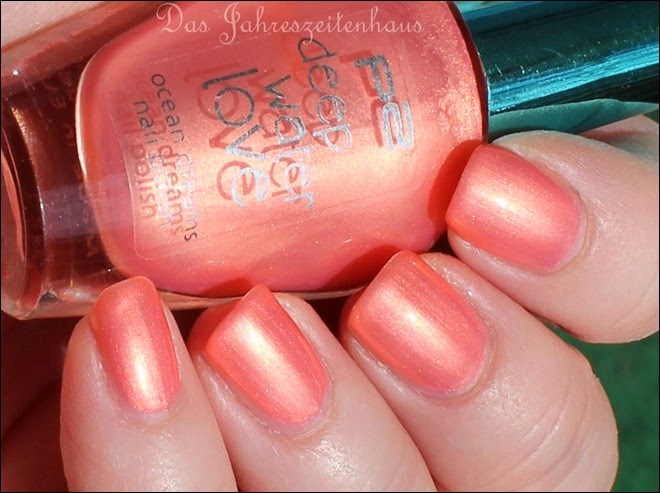 Koralle P2 Rosy Coral Deep Water Love