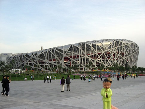 23. Estadio Nacional de Pekín (Beijing, China)