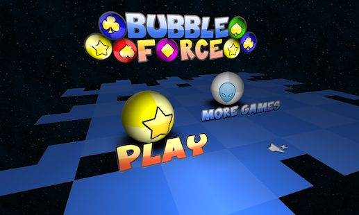 BubbleForce - the physics game
