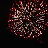 飯田市大宮祭の花火