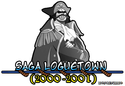 One Piece - Saga Loguetown