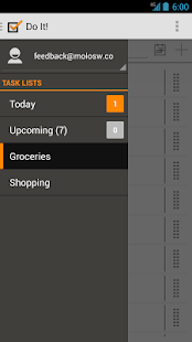 Do It! Pro: ToDo & Tasks List- screenshot thumbnail