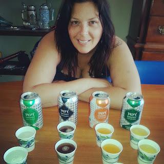 Veri Organic Low-Cal Soda #momsmeet