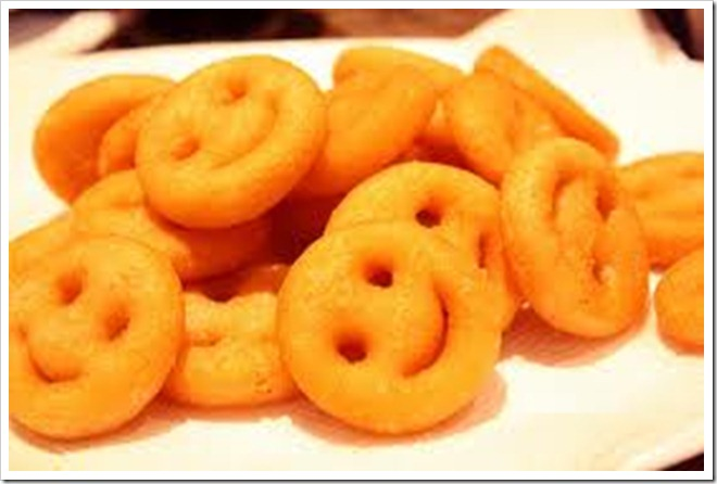 smile fries