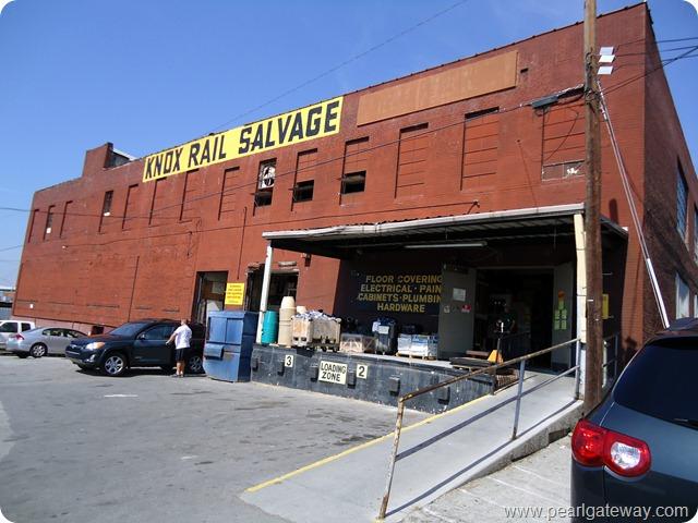 Knox Rail Salvage