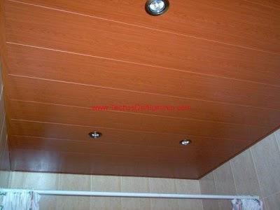techos de aluminio rojo