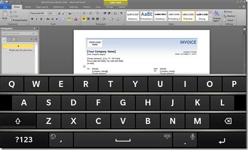Citrix Receiver en BlackBerry 10