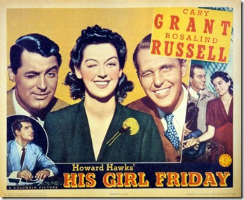 Poster - His Girl Friday_02