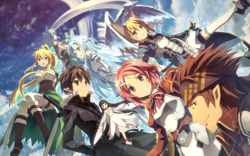 Sword Art Online Subtitle Indonesia | Download Anime ...