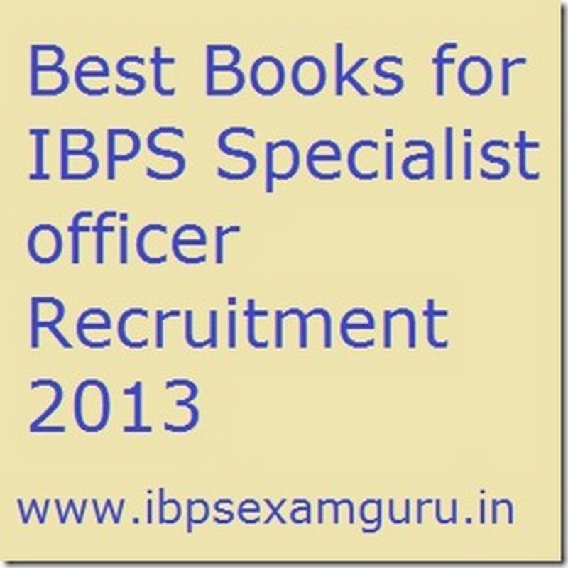 Professional knowledge Syllabus for IBPS Specialist Officer