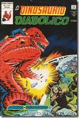 P00004 - Dinosaurio Diabolico v1 #
