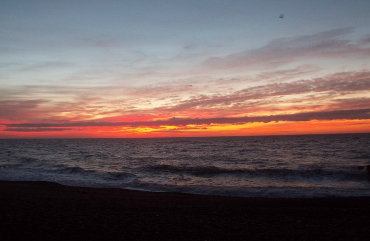 Eastbourne sunrise
