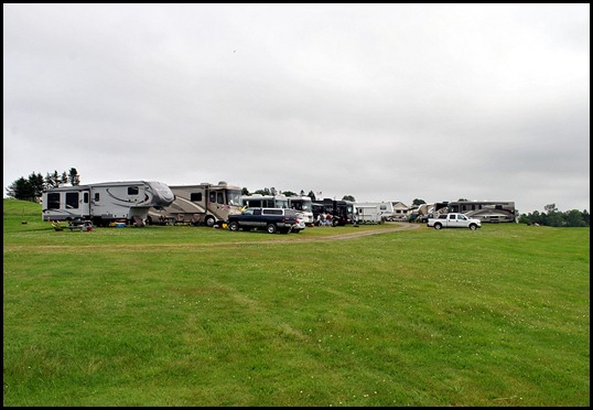 2g - Sunset Point RV Park - Site 12 best site