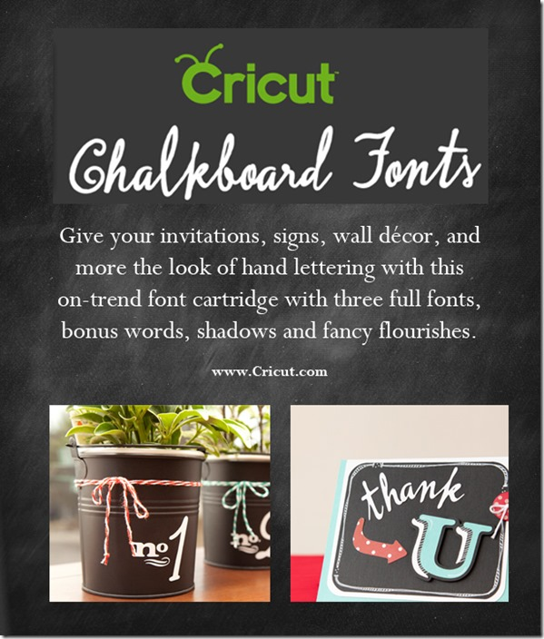 chalkboard fonts for bloggers