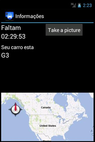Car Find Locator- screenshot