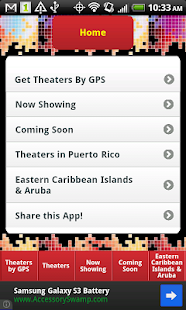 Caribbean Cinemas - screenshot thumbnail