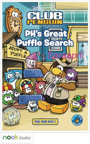 PH's Great Puffle Search (Pick your path 7)