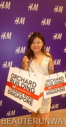 H&M Orchard Building Singapore BeauteRunway