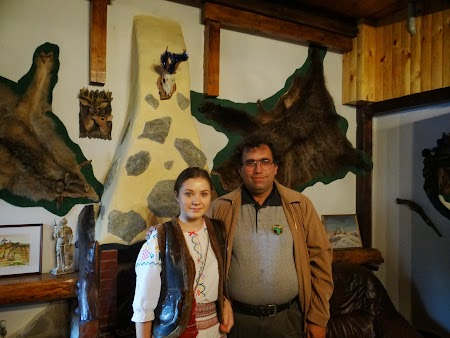 Restaurant - muzeu Roata Vremii